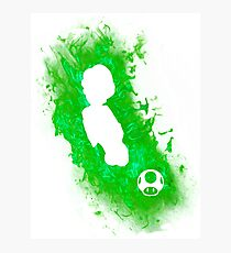 Luigi Spirit Photographic Print