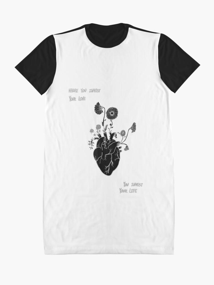 Alternative Ansicht von Mumford and Sons // Erwache meine Seele T-Shirt Kleid