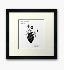 Mumford and Sons // Awake My Soul Framed Print
