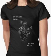 Mumford and Sons // Awake My Soul Women's Fitted T-Shirt