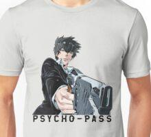 Anime: PSYCHO-PASS Unisex T-Shirt