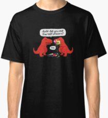 The Dude You Eat the Last Unicorn Classic T-Shirt