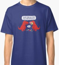 The Dude You Eat the Last Unicorn Classic T-Shirt