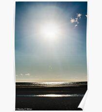Canon Beach 1 Poster