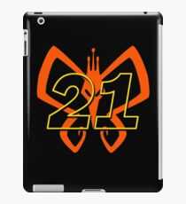Henchman 21 iPad Case/Skin
