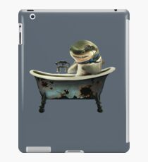 Shark Tub iPad Case/Skin