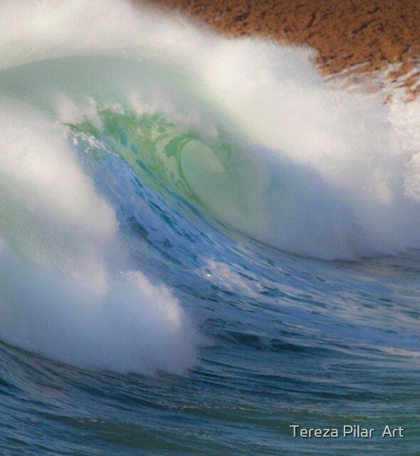 waves ...roll... by terezadelpilar ~ art & architecture