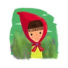 Little Red Riding Hood by julianamotzko