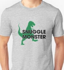 Snuggle Monster Unisex T-Shirt