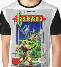 castlevania  Graphic T-Shirt