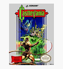 castlevania  Photographic Print