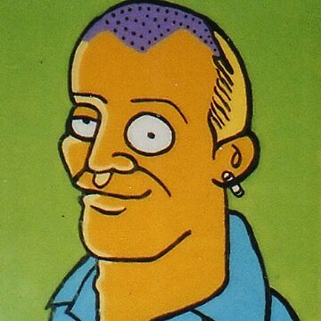 Adam Spencer (after M. Groening) SOLD Ebay by Donnahuntriss
