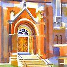 Entranceway II by KipDeVore