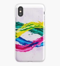 Twisted Passion - Colourful & Playful iPhone Case/Skin