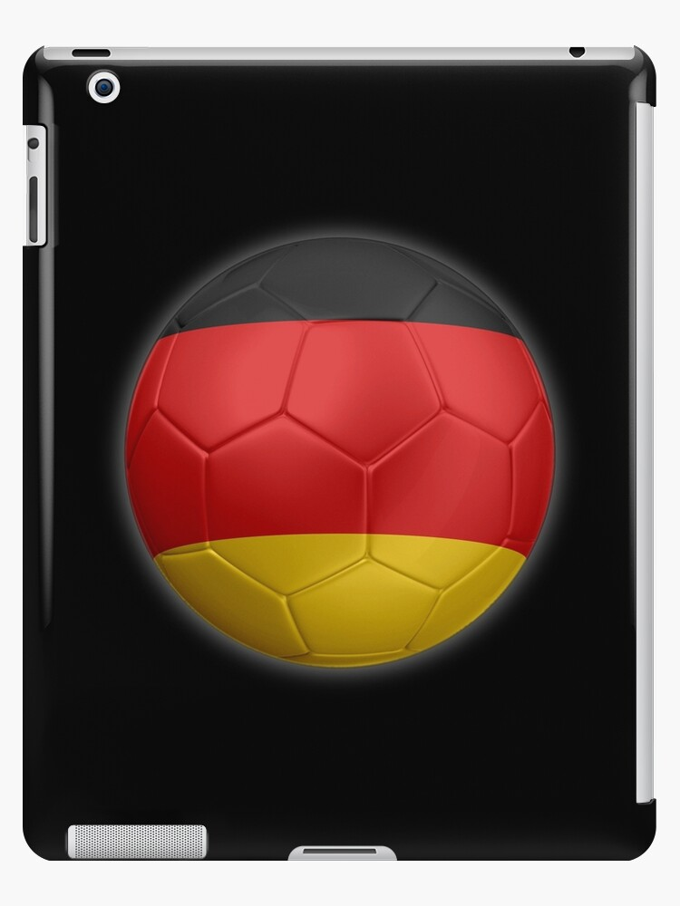 Germany - German Flag - Football or Soccer 2 by graphix