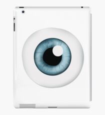 Augapfel iPad-Hülle & Skin