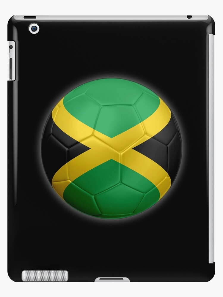 Jamaica - Jamaican Flag - Football or Soccer 2 by graphix