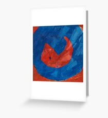 untitled no: 973 Greeting Card