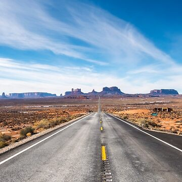 Monument Valley National Park in Arizona, USA by josefpittner