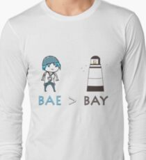Life is Strange - Bae over Bay [PriceField] Long Sleeve T-Shirt