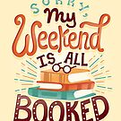 I'm booked by Risa Rodil