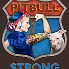 PitBull Strong by Beverly Lussier