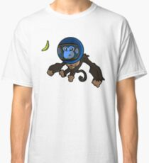 Monkey In Space Classic T-Shirt