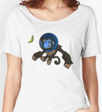 Monkey In Space Women's Relaxed Fit T-Shirt