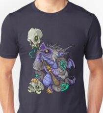Purple Dragon Shaman T-Shirt