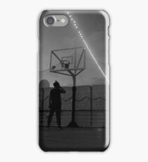 The Great Game of Basketball iPhone Case/Skin