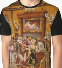 Saloon Graphic T-Shirt