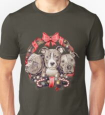 It's a Pit Bull Christmas T-Shirt
