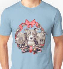 It's a Pit Bull Christmas Unisex T-Shirt