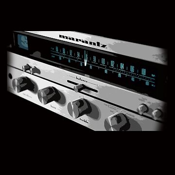 Marantz 2216 Faceplate by jdmosher