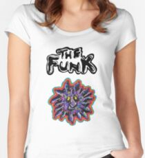 The Funk - Mighty Boosh Women's Fitted Scoop T-Shirt