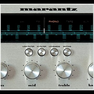 Marantz 2230 3-Panel Graphic by jdmosher