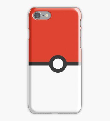 Minimalist Pokeball iPhone Case/Skin