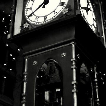 gastown clock by thetasigma0