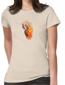 I Will Burn You - Text Edition T-Shirt