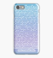 Not a small one iPhone Case/Skin