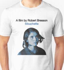 MOUCHETTE // ROBERT BRESSON (1967) Unisex T-Shirt
