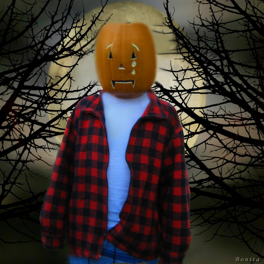 Tears From The Pumpkin Man - PILLOW-TOTE BAG-JOURNAL-ECT. by ✿✿ Bonita ✿✿ ђєℓℓσ