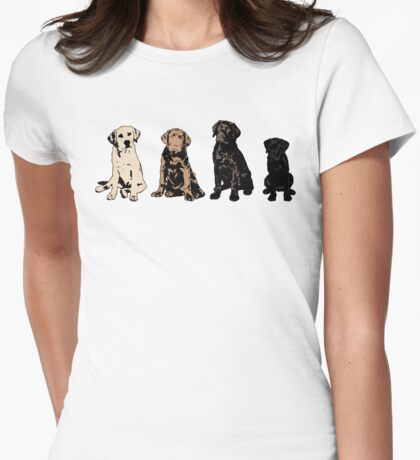 Rainbow of Puppy Love T-Shirt
