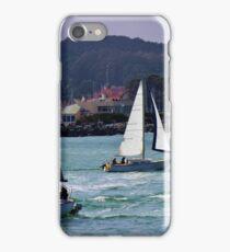 Sail boats iPhone Case/Skin