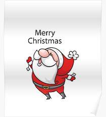 Christmas Oldman Poster