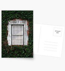 The Ivy Window Postcards