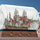 Ship In A Bottle by phil decocco