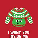 Christmas Character Building - I Want You Inside Me by SevenHundred