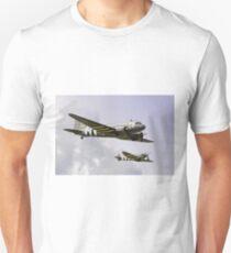 D Day Escort - Dunsfold 2014 Unisex T-Shirt