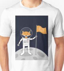 The Fox on the Moon T-Shirt